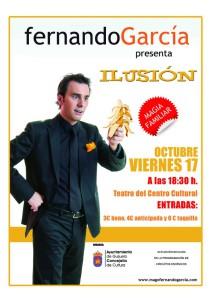 cartel ilusion magia octubre 2014 copia