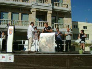 Cuarto Premio, patrocinado por Bernardo Hernández S.L. Autor Jaime Jurado