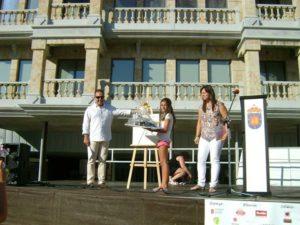 Premio especial menores de 14 años, patrocinado por la Fundación Villa de Guijuelo. Autora Marta Hernández