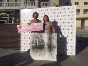 Primer Premio patrocinado por la Fundación Villa de Guijuelo. Autor Daniel Parra