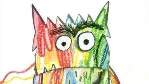 Monstruo de colores