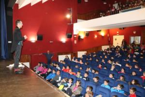 Esfinge Teatro 'Tejas Verdes'