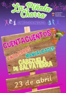 Fiestas Cabezuela de Salvatierra 2017