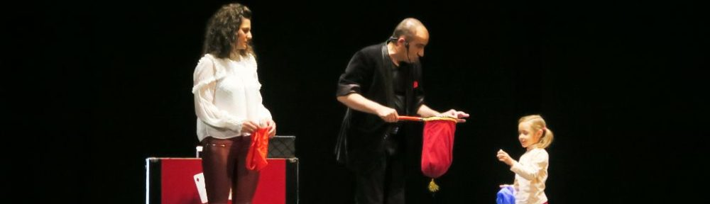 Magia divertida, Luis Joyra