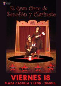 El Gran Circo de Saxofón y Clarinete