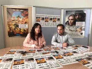 Foto presentación cine Guijuelo 2017/2018