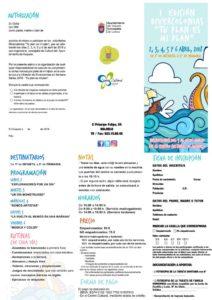 Folleto Informativo I edición Divercolonias 'Tu Plan es mi Plan'